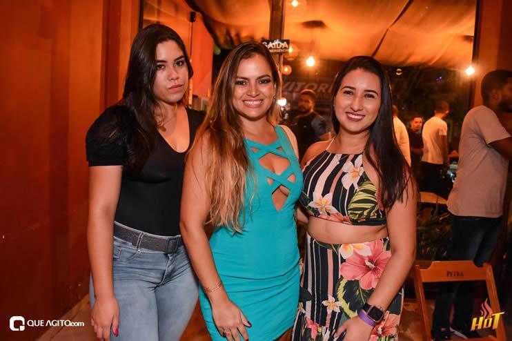 Noite de sexta da Hot contou com André Lima e Rafael 95
