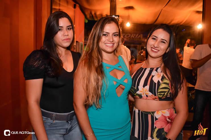 Noite de sexta da Hot contou com André Lima e Rafael 93