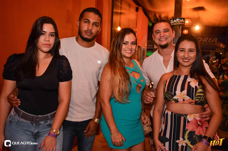 Noite de sexta da Hot contou com André Lima e Rafael 96