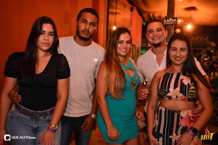 Noite de sexta da Hot contou com André Lima e Rafael 97