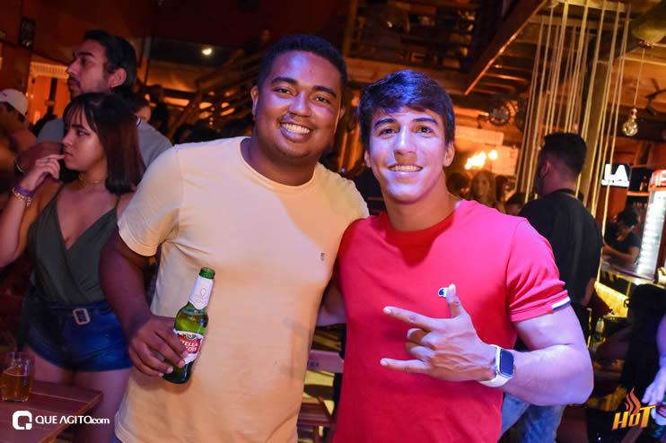Noite de sexta da Hot contou com André Lima e Rafael 113