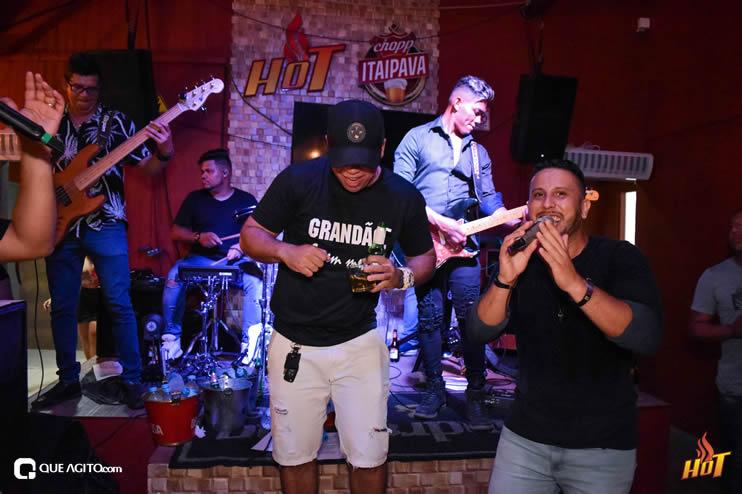 Noite de sexta da Hot contou com André Lima e Rafael 115