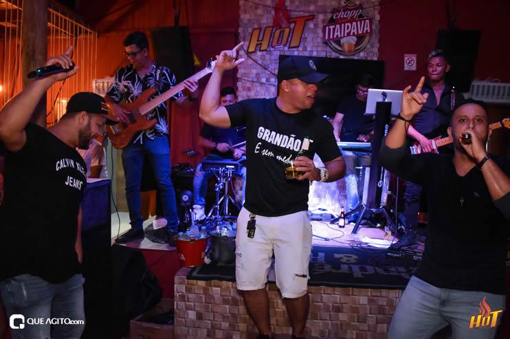 Noite de sexta da Hot contou com André Lima e Rafael 98