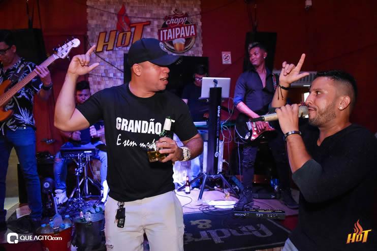 Noite de sexta da Hot contou com André Lima e Rafael 99