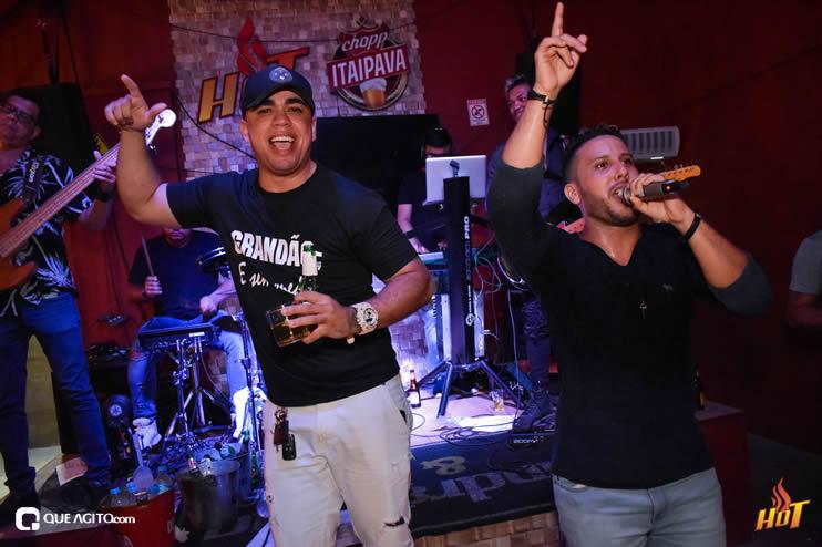 Noite de sexta da Hot contou com André Lima e Rafael 100
