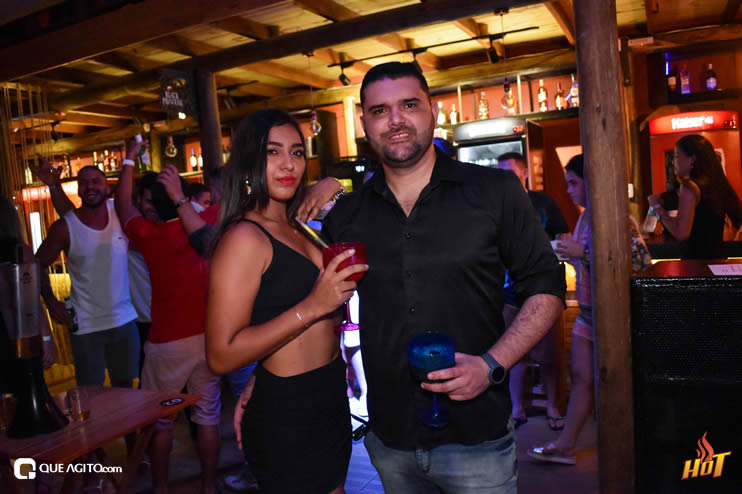 Noite de sexta da Hot contou com André Lima e Rafael 118