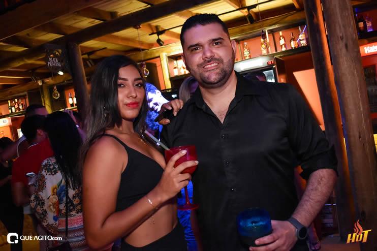 Noite de sexta da Hot contou com André Lima e Rafael 101