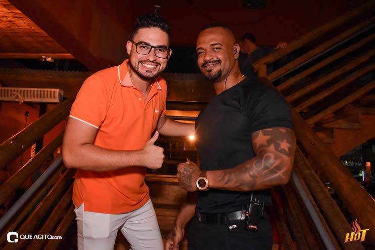Noite de sexta da Hot contou com André Lima e Rafael 105