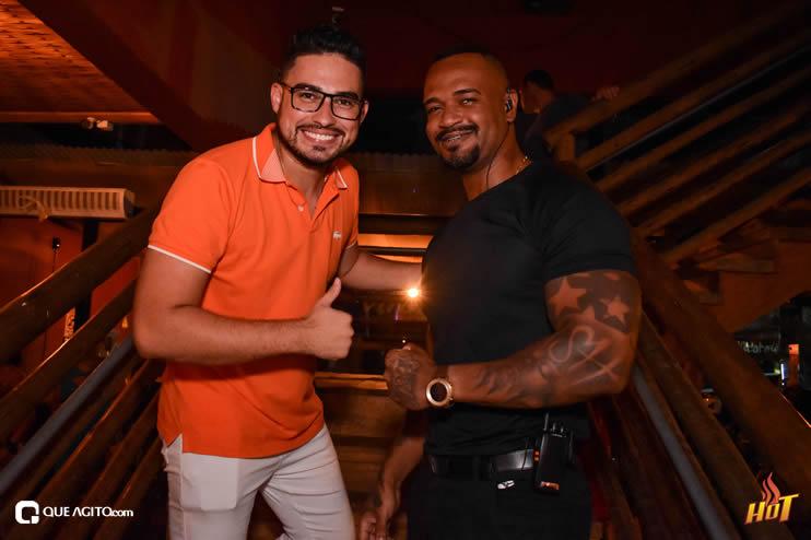 Noite de sexta da Hot contou com André Lima e Rafael 106