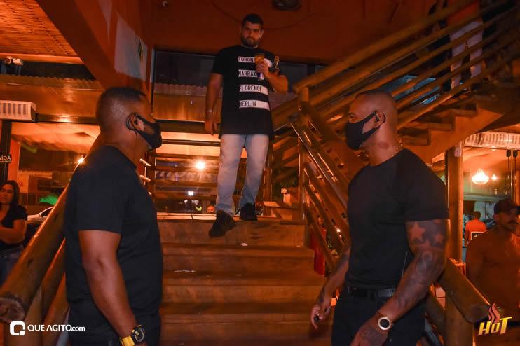 Noite de sexta da Hot contou com André Lima e Rafael 117