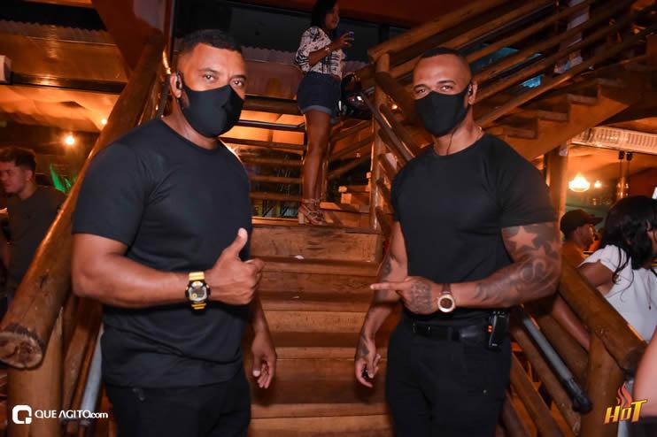 Noite de sexta da Hot contou com André Lima e Rafael 107