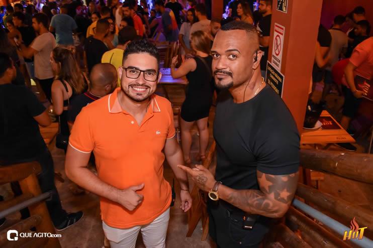 Noite de sexta da Hot contou com André Lima e Rafael 111