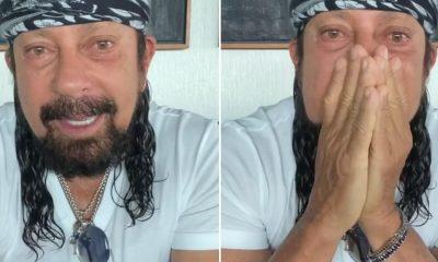 Bell Marques chora ao falar do carnaval. 35