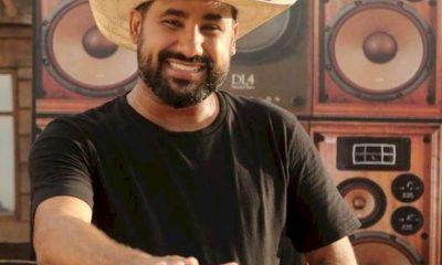 Raí Saia Rodada tem a música mais escutada do país. 43