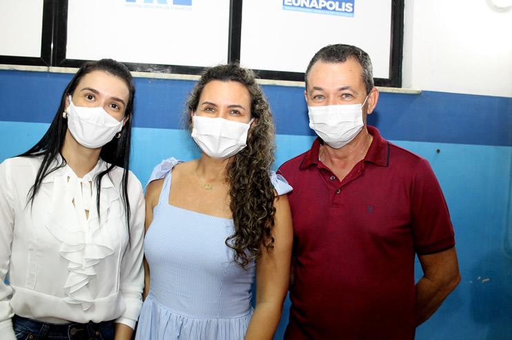 Prefeita faz nova vistoria ao Hospital Regional de Eunápolis 39