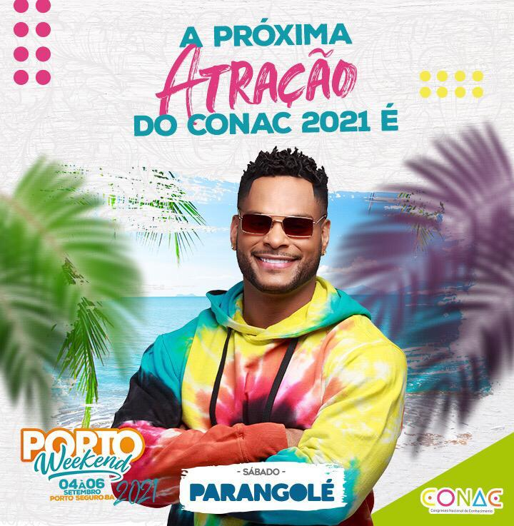 Sábado de Conac com Parangolé 17