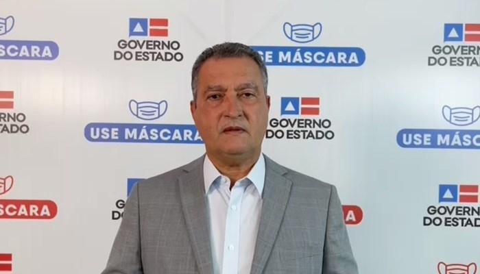 Governador Rui Costa anuncia toque de recolher em toda a Bahia a partir desta sexta (19) 18