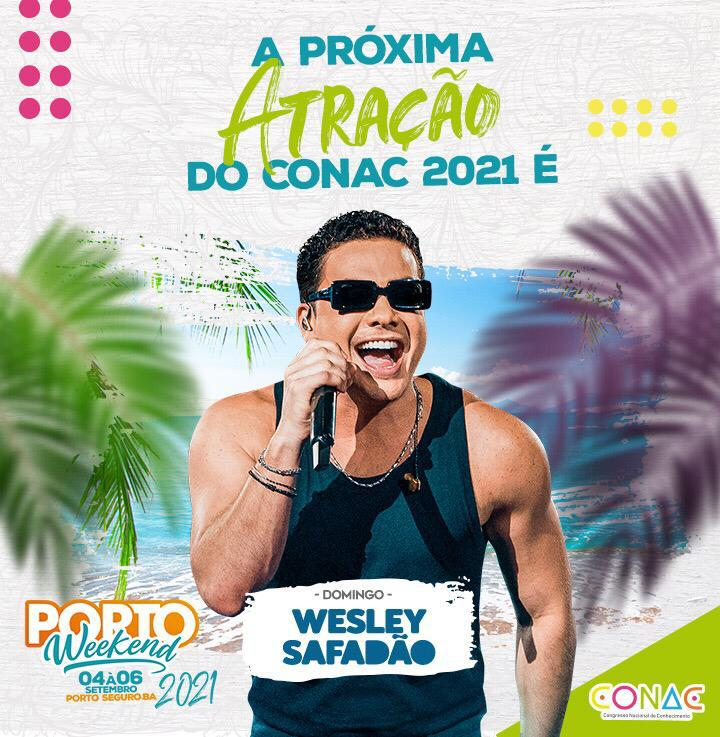 Domingo de Conac com Wesley Safadão 18