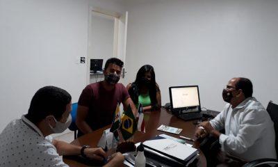 Vereador Valterlan declara apoio à bancada da prefeita de Eunápolis 16
