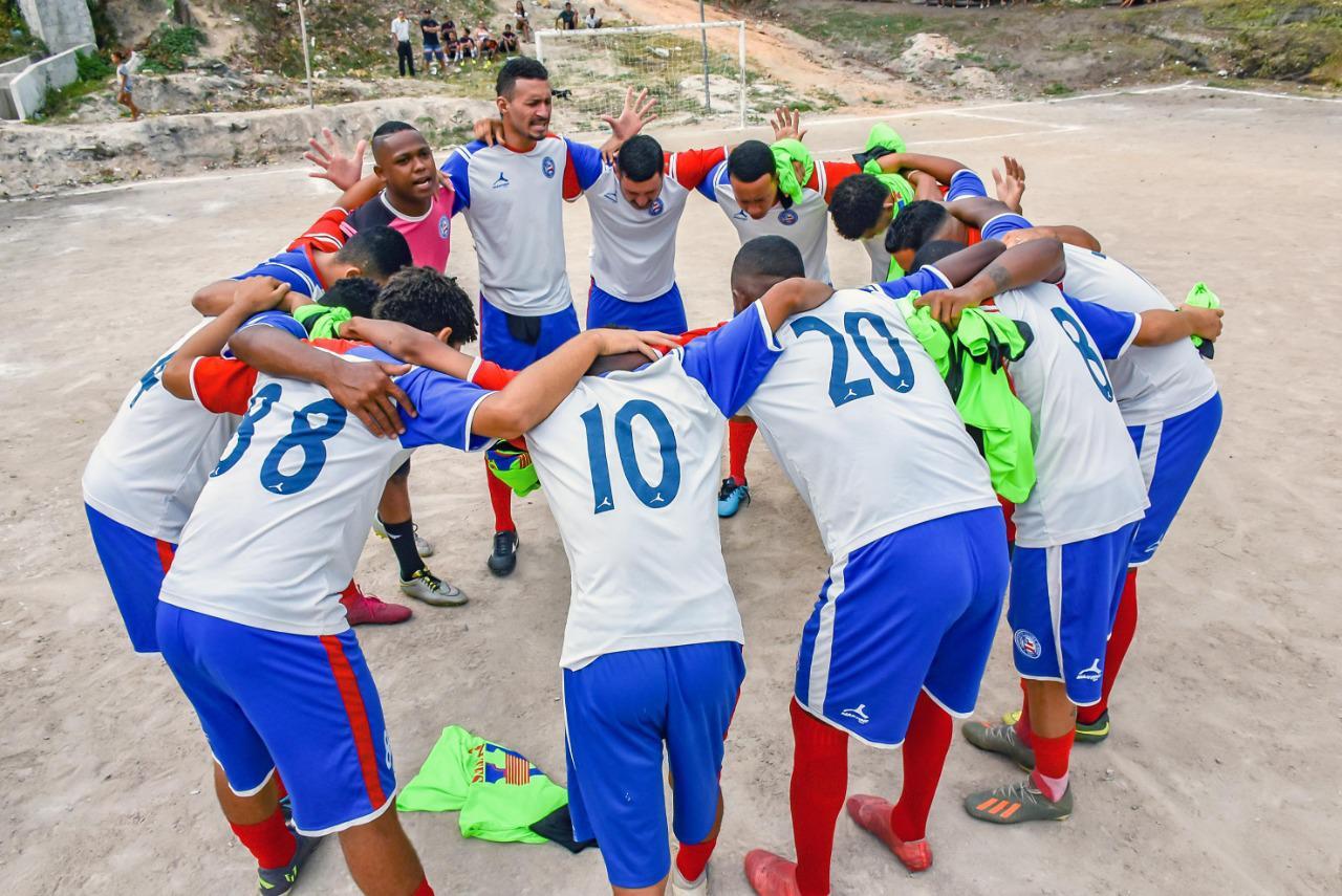 Porto Seguro: A final da Copa Casas Novas aconteceu na tarde deste sábado, 6/2, no Campo Caldeirão 27