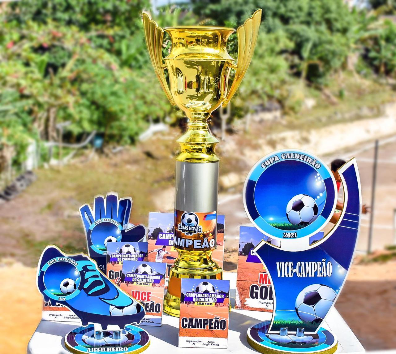 Porto Seguro: A final da Copa Casas Novas aconteceu na tarde deste sábado, 6/2, no Campo Caldeirão 22