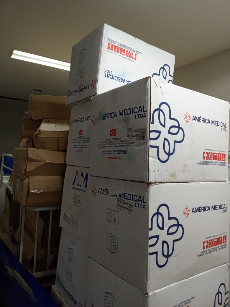 Eunápolis recebe medicamentos para a rede municipal de Saúde 25