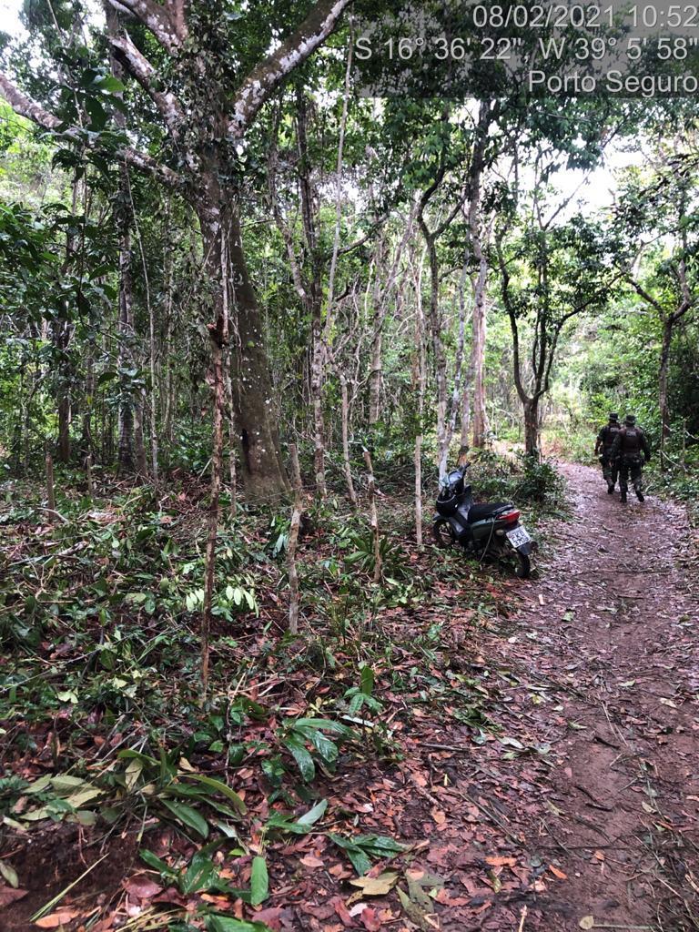 Secretaria de Meio Ambiente de Porto Seguro, está atuando com foco no levantamento dos locais públicos e florestais em todo o território do município 25