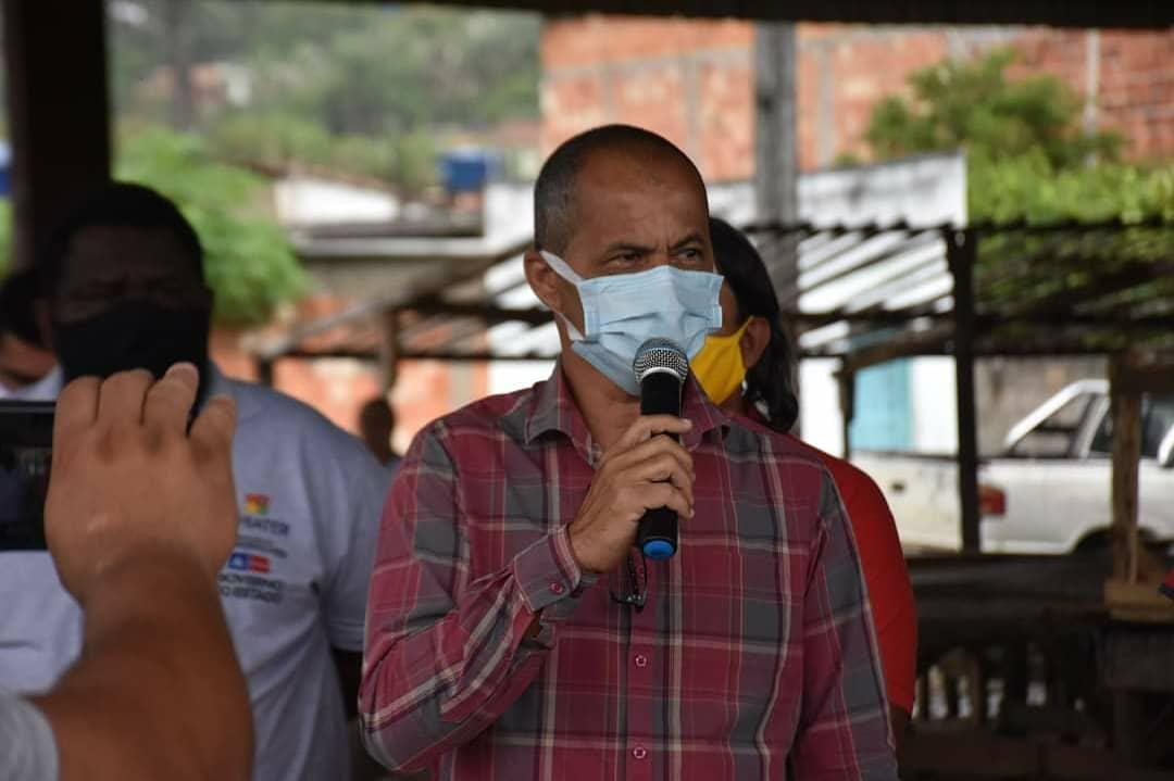 Camacã: Ordem de serviço da reforma da feira livre de São João do Panelinha é assinada 26