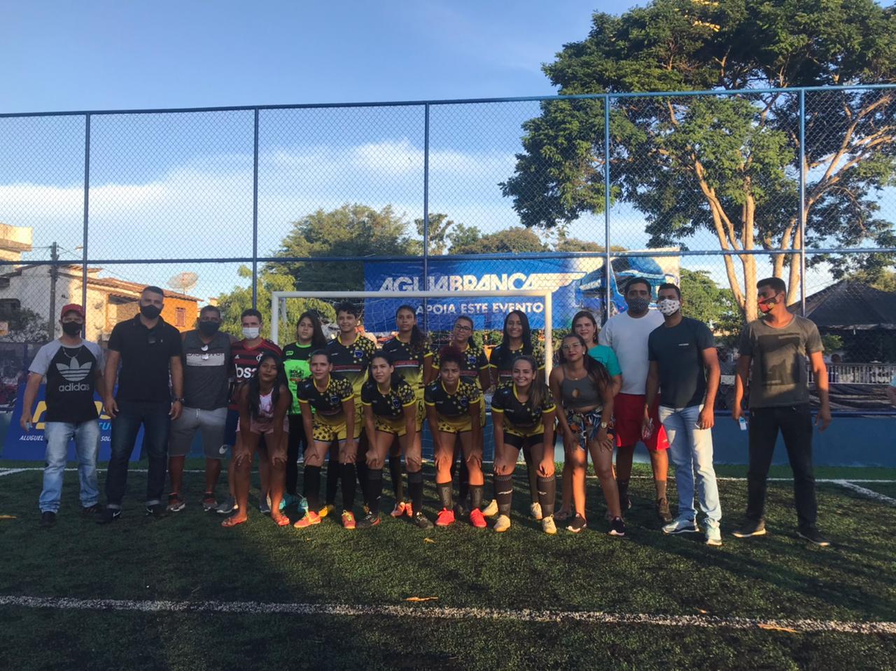 Copa Liberdade de Futebol Society Feminino incentiva esporte, em Eunápolis. 27