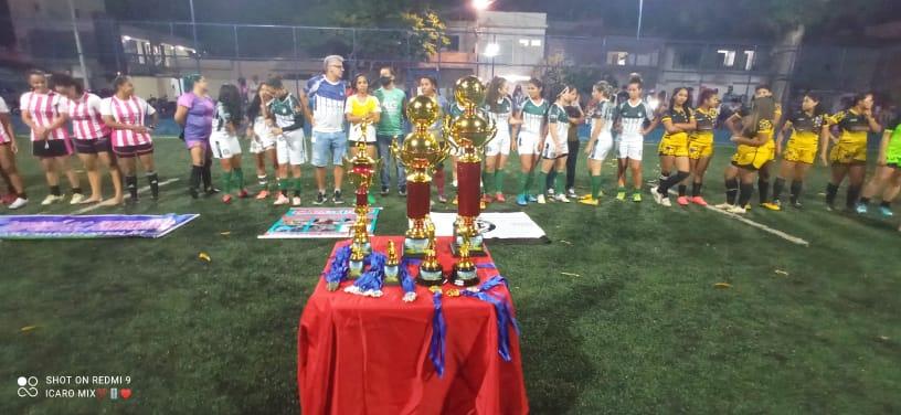 Copa Liberdade de Futebol Society Feminino incentiva esporte, em Eunápolis. 26