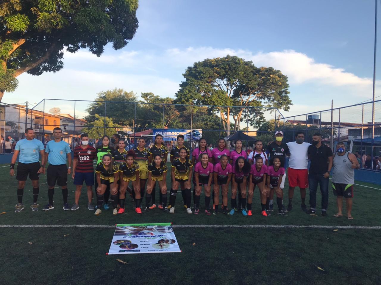 Copa Liberdade de Futebol Society Feminino incentiva esporte, em Eunápolis. 24