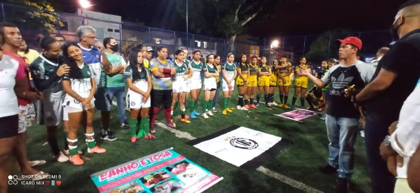Copa Liberdade de Futebol Society Feminino incentiva esporte, em Eunápolis. 25