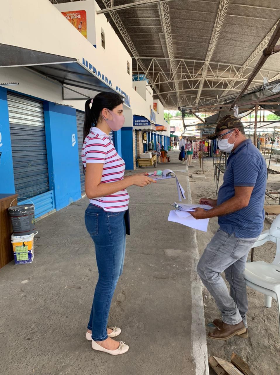 Prefeitura de Eunápolis realiza cadastramento de feirantes 21