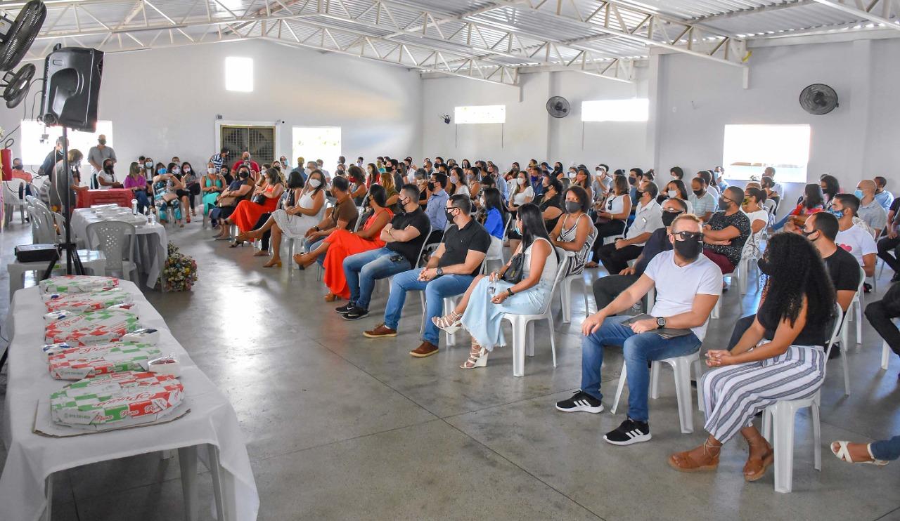 Porto Seguro: Concursados da Educação estão sendo encaminhados para as escolas 20