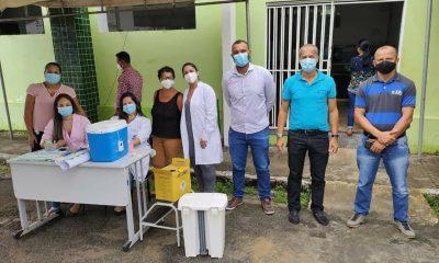 Camacã: Secretaria de Saúde inicia a vacinação em idosos através do sistema drive-thru 28