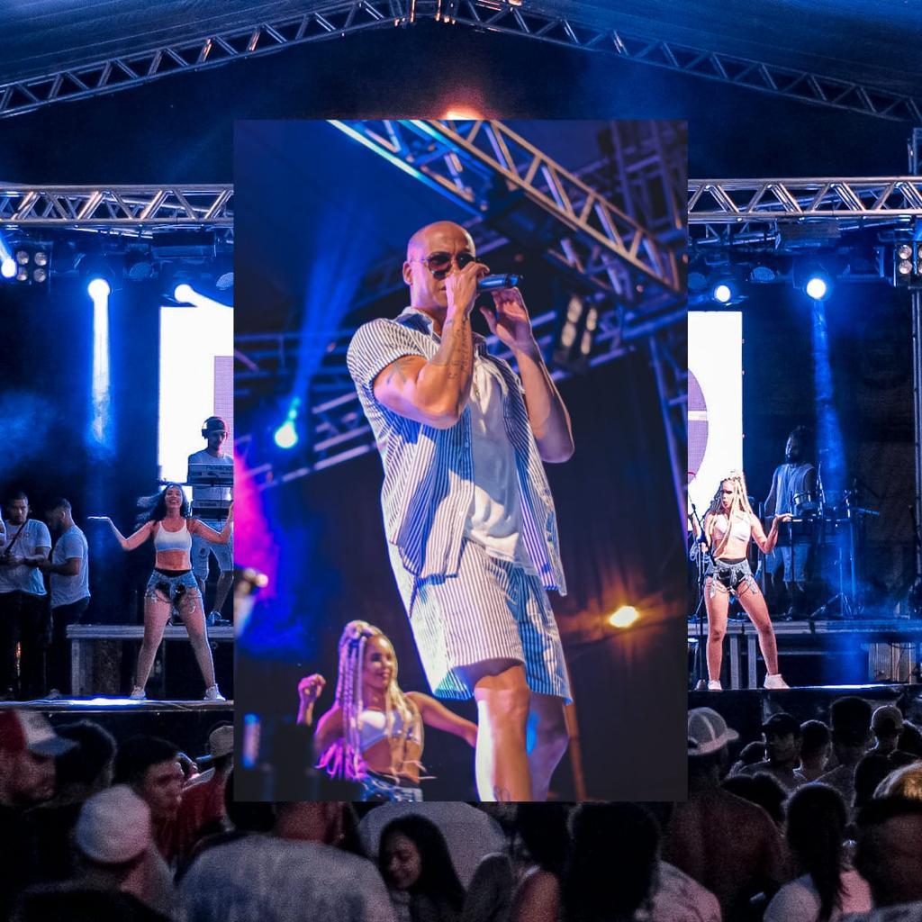 Fabinho abre o carnaval com chave de ouro na sexta em Paramirim 27