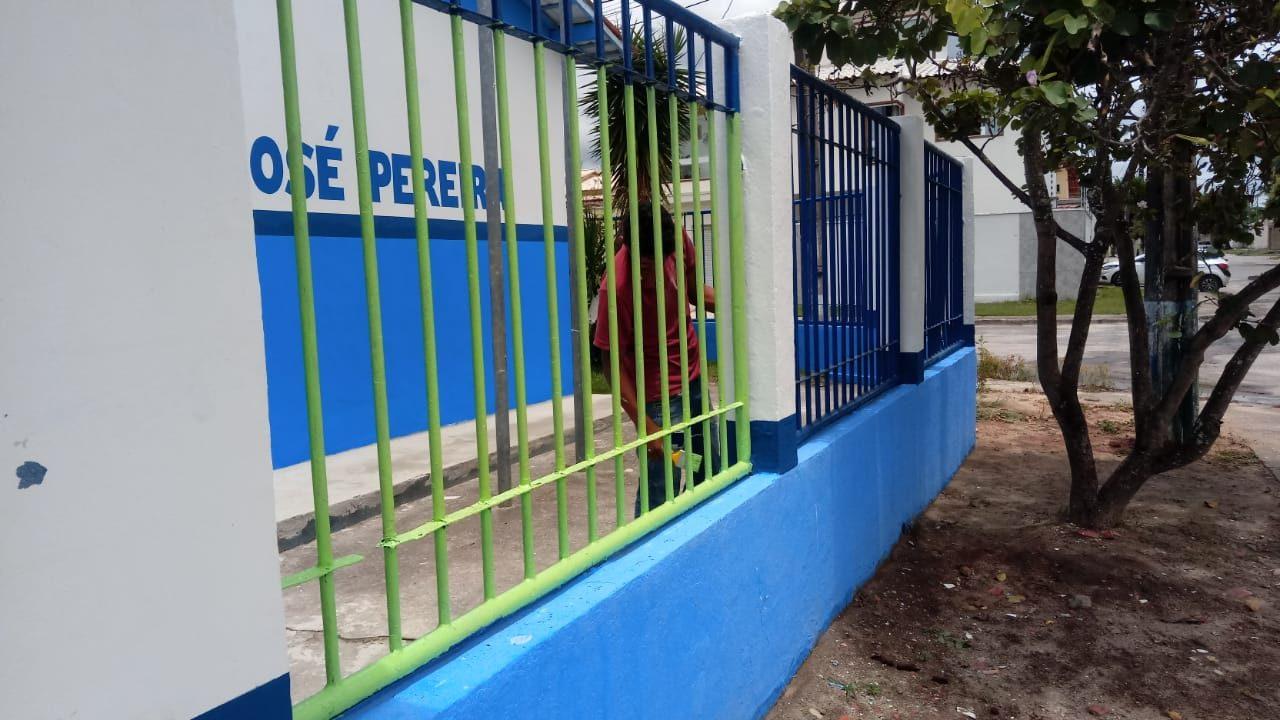Prefeitura de Eunápolis esclarece sobre pintura das escolas da rede municipal de ensino 24