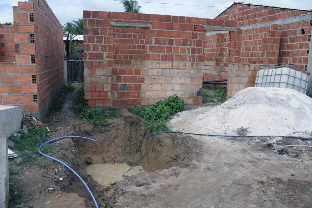 Água encanada já é realidade no bairro Nova Vitória, no distrito Colônia, em Eunápolis 22