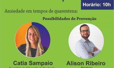 Em Eunápolis, webinários trazem importantes conteúdos sobre a educação em tempos de pandemia 19