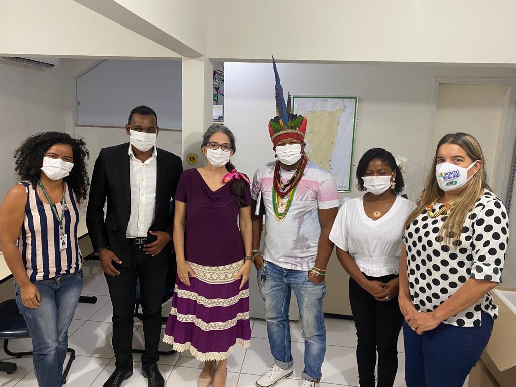 Secretária de Saúde reúne-se com equipe da SESAI para tratar sobre assuntos relacionados à saúde indígena 18
