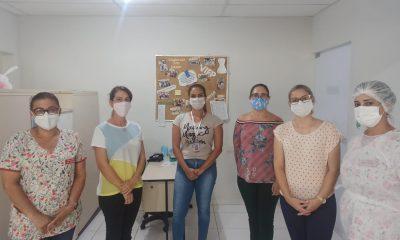 COREN-BA visita a Central Municipal Vacinas e é elogiada por desempenhar procedimentos conforme padrão e critérios preconizados pelo Ministério da Saúde 3