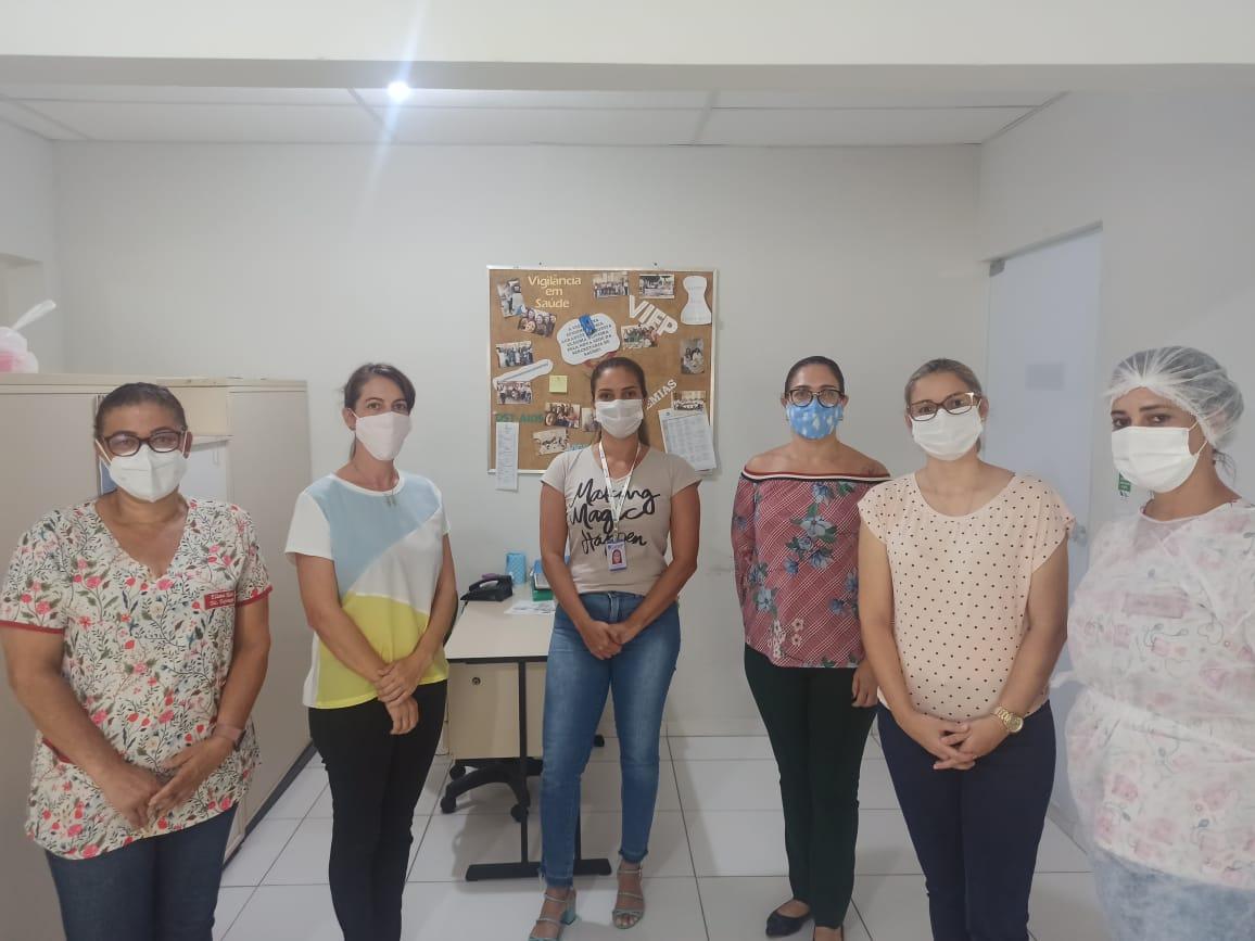 COREN-BA visita a Central Municipal Vacinas e é elogiada por desempenhar procedimentos conforme padrão e critérios preconizados pelo Ministério da Saúde 18