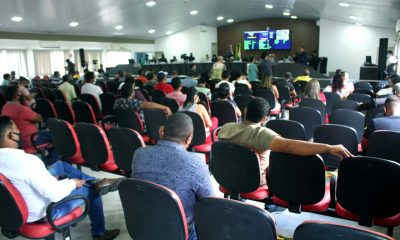 Câmara de Eunápolis aprova Reforma Administrativa do Executivo 14