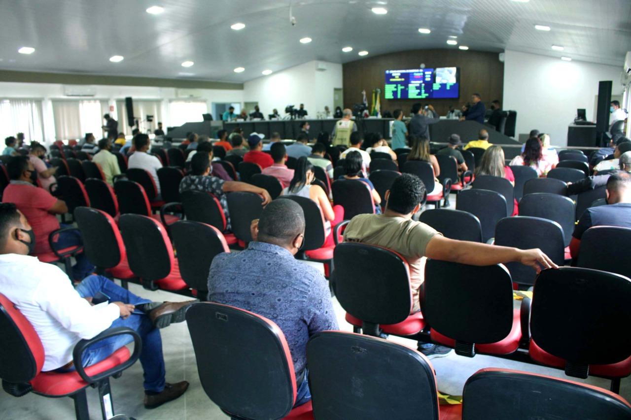 Câmara de Eunápolis aprova Reforma Administrativa do Executivo 21