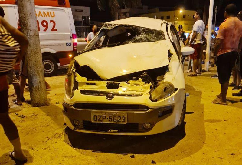 Eunápolis: Professora morre em grave acidente às margens da BR-367 20