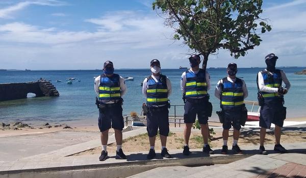 Cidadão que descumprir toque de recolher na Bahia será indiciado por crime contra a saúde pública 18
