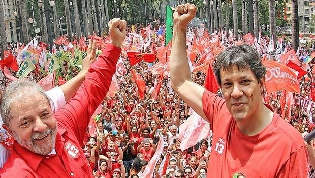 Fernando Haddad aceita convite de Lula para ser candidato a presidente em 2022 18