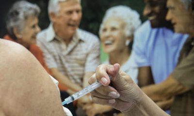 Eunápolis: Vacinação de idosos acima de 95 anos começa segunda, 8 48