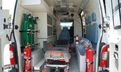 Ambulância com UTI reforça sistema municipal de Saúde, em Eunápolis 21
