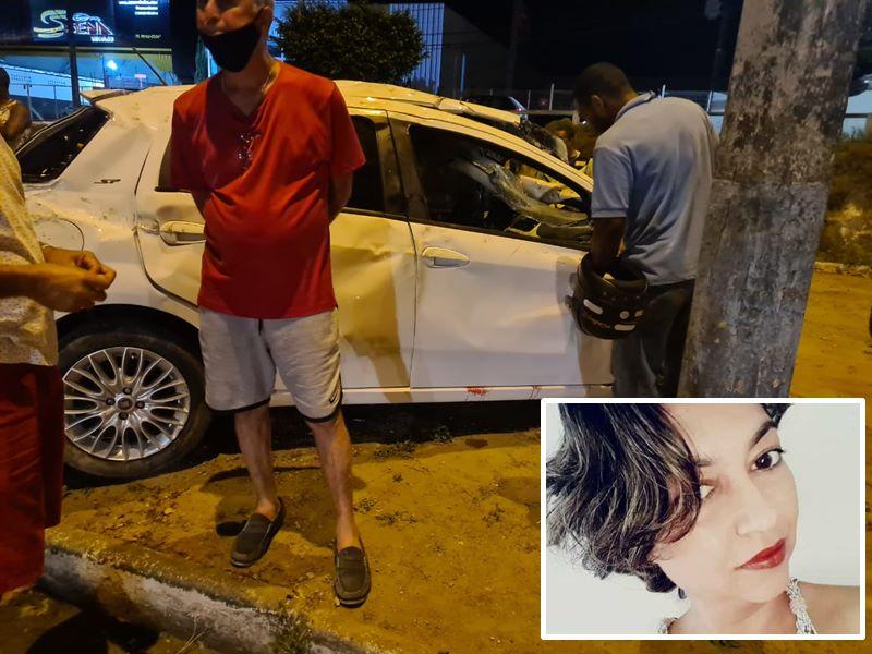Eunápolis: Professora morre em grave acidente às margens da BR-367 21
